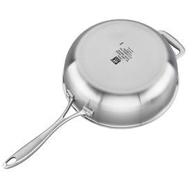 ZWILLING Spirit Ceramic Nonstick, 3-ply 4.6-qt Stainless Steel Ceramic Nonstick Perfect Pan
