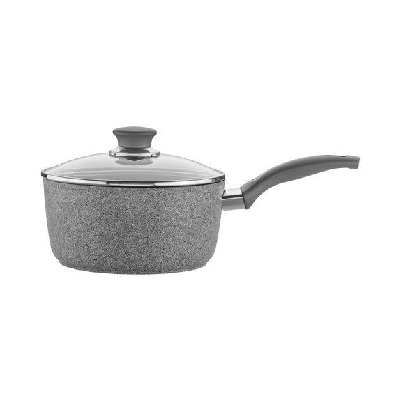 3-qt Aluminum Sauce pan,,large