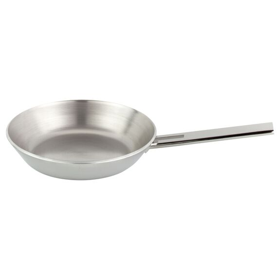 11-inch Stainless Steel Fry Pan,,large