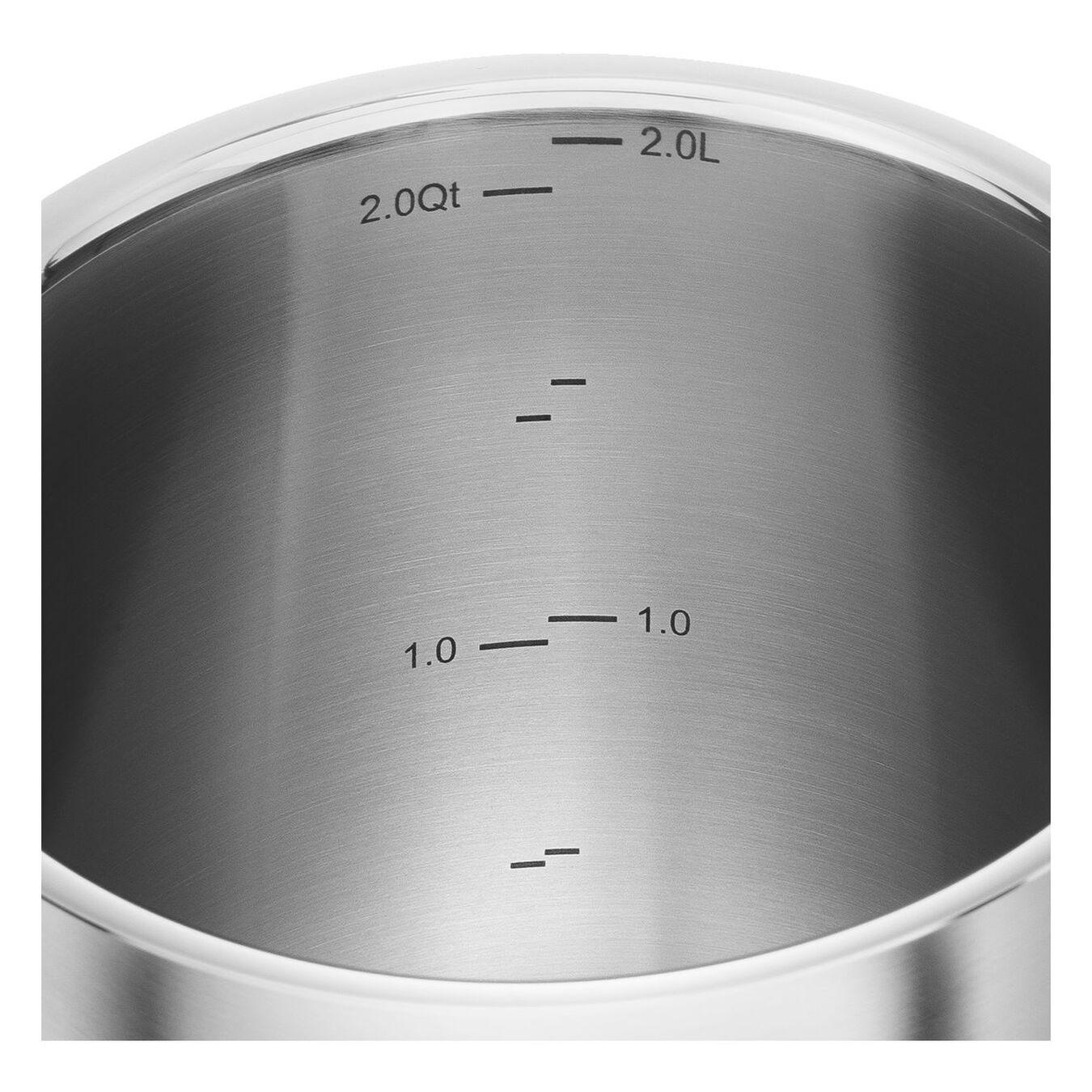 Bricco - 2 l, 18/10 Acciaio inossidabile,,large 4