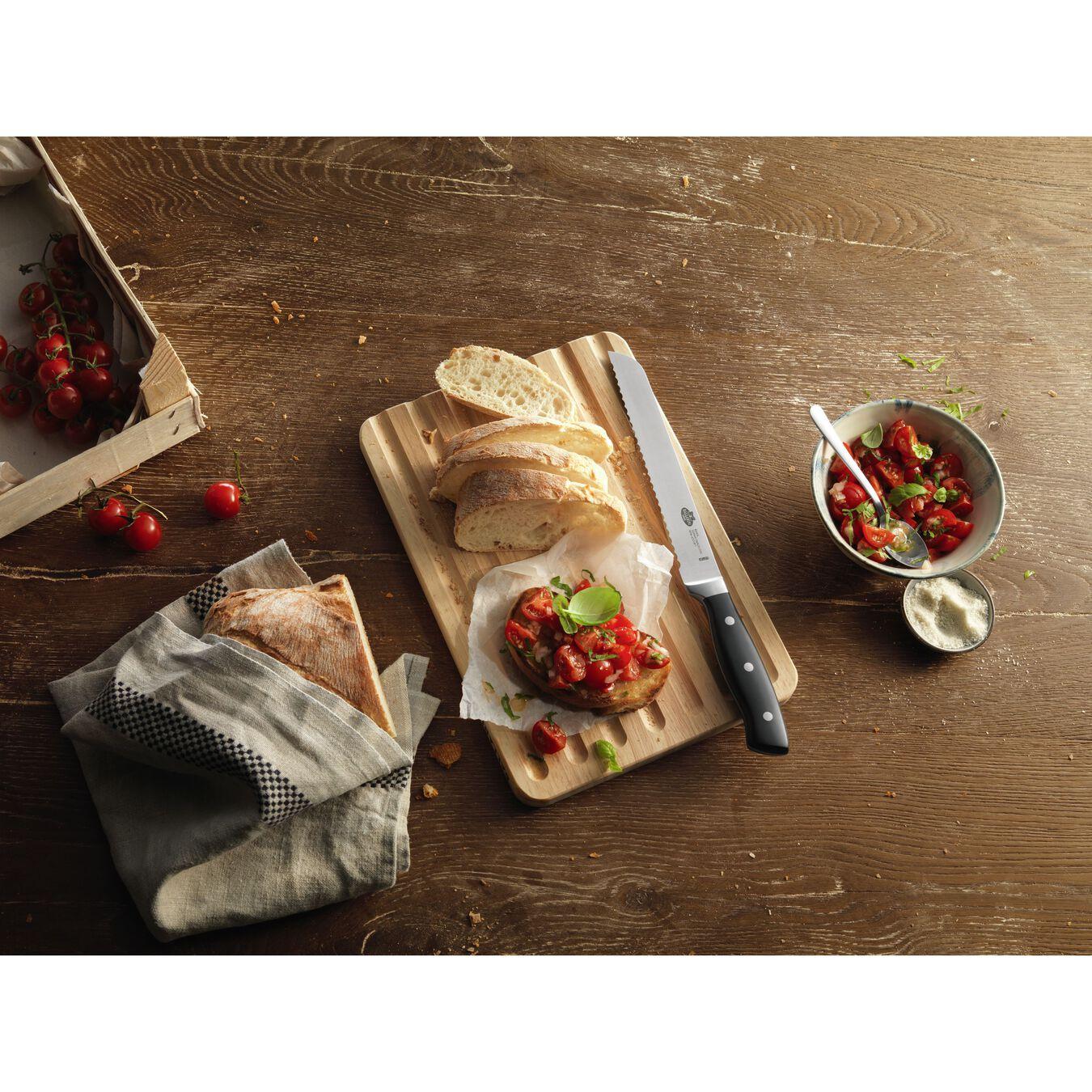 Coltello da pane seghettato - 20 cm, saldato,,large 4