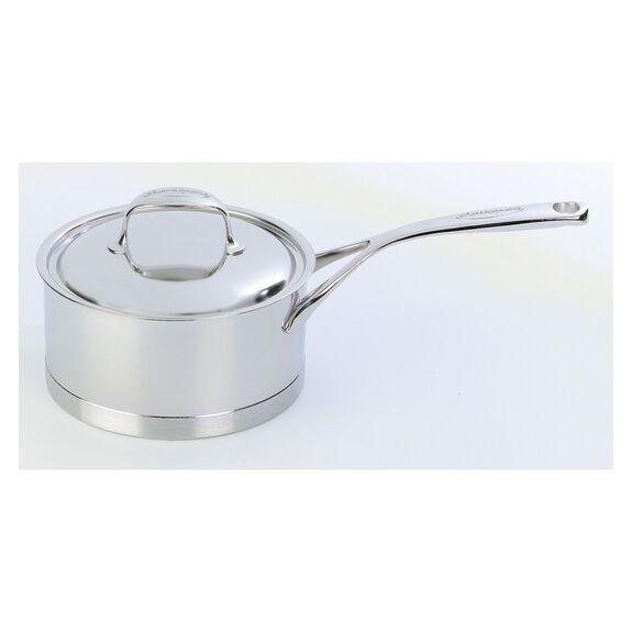 16-cm-/-6.5-inch  Sauce pan, Silver,,large