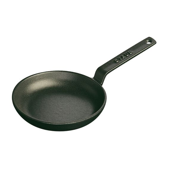 4.5-inch Cast iron Frying pan,,large 2