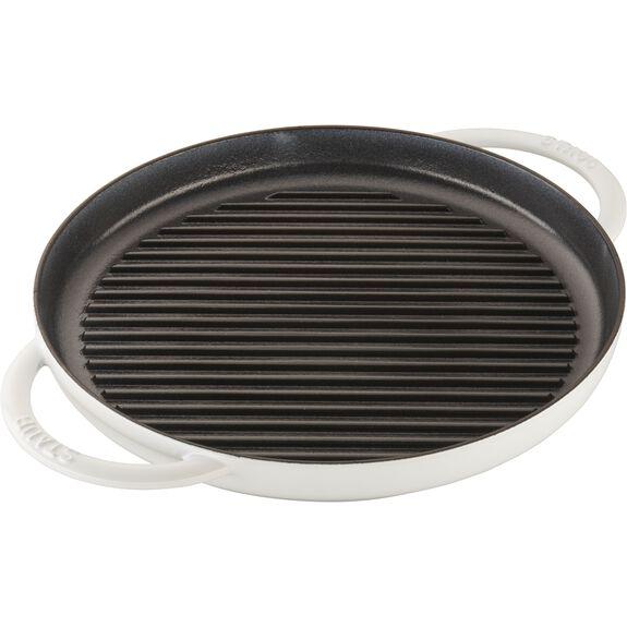 12-inch Enamel Steam Grill,,large 3