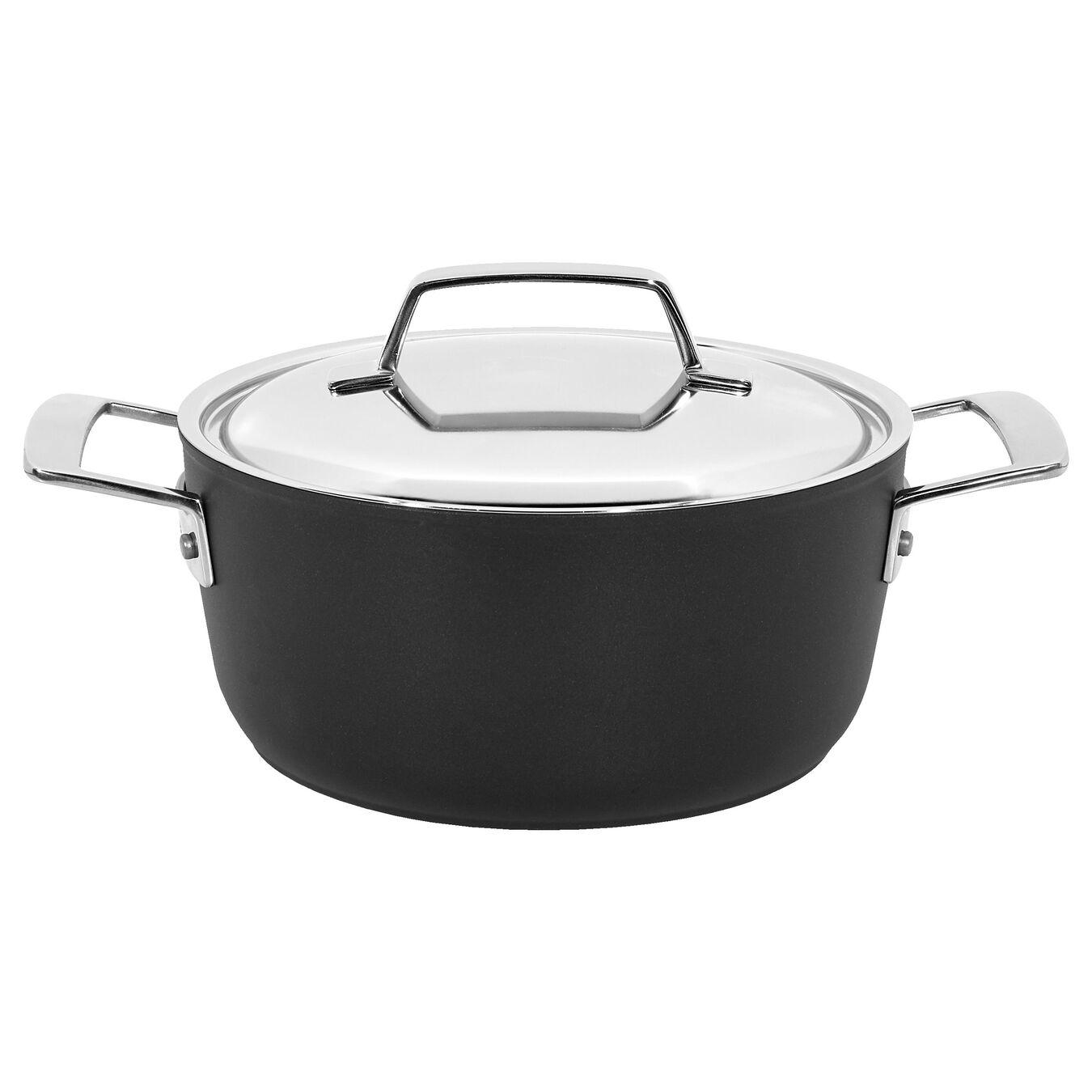 4.5 qtAluminum, Stew pot,,large 1