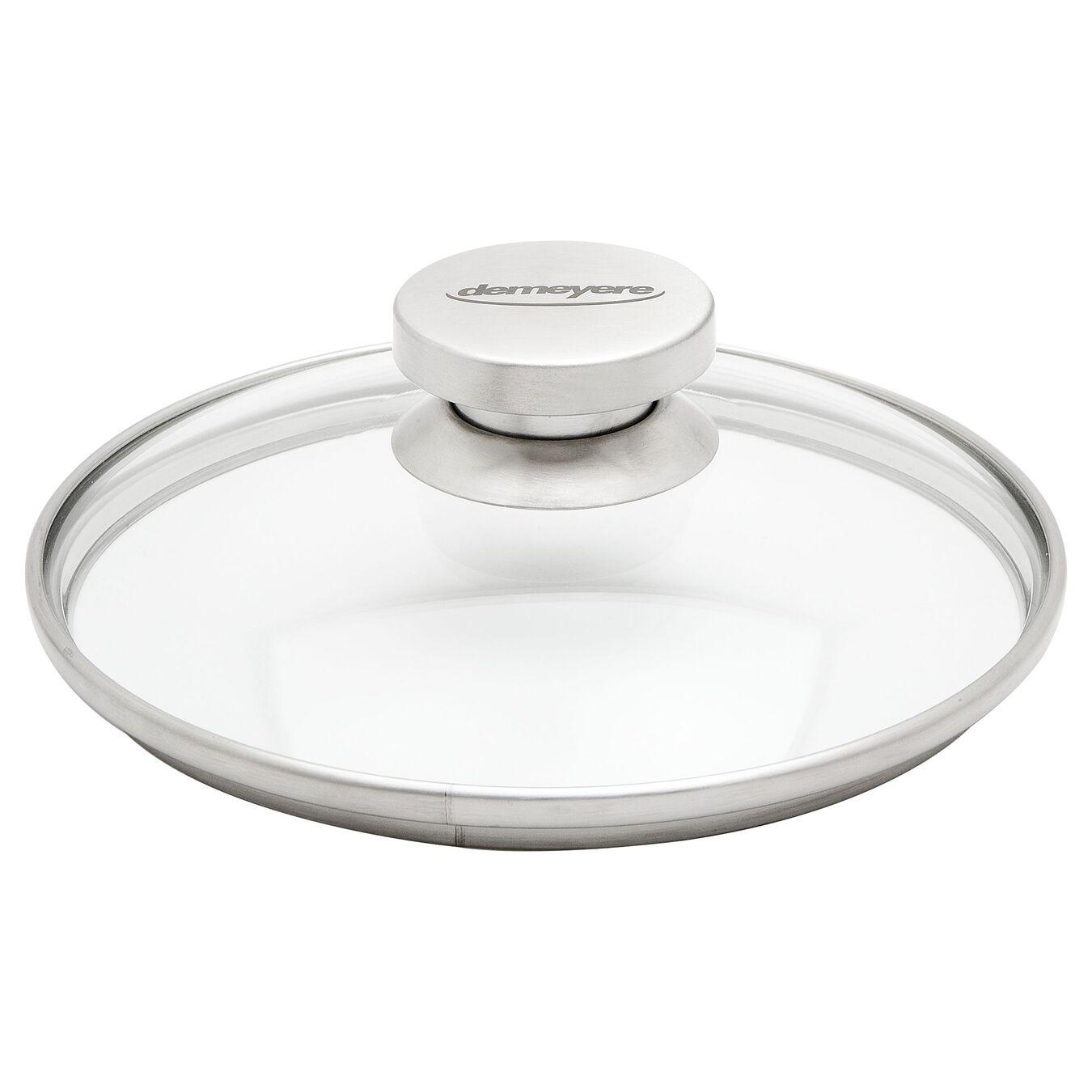 Deckel, 18 cm | rund | Glas,,large 1