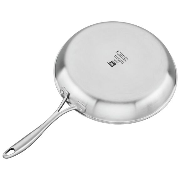 12-inch 18/10 Stainless Steel Frying pan,,large 2