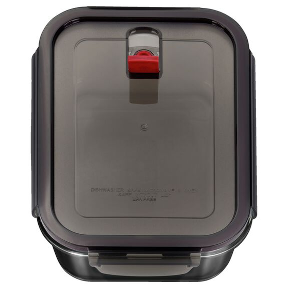 47.32-fl-oz Borosilicate glass Storage jar,,large 4