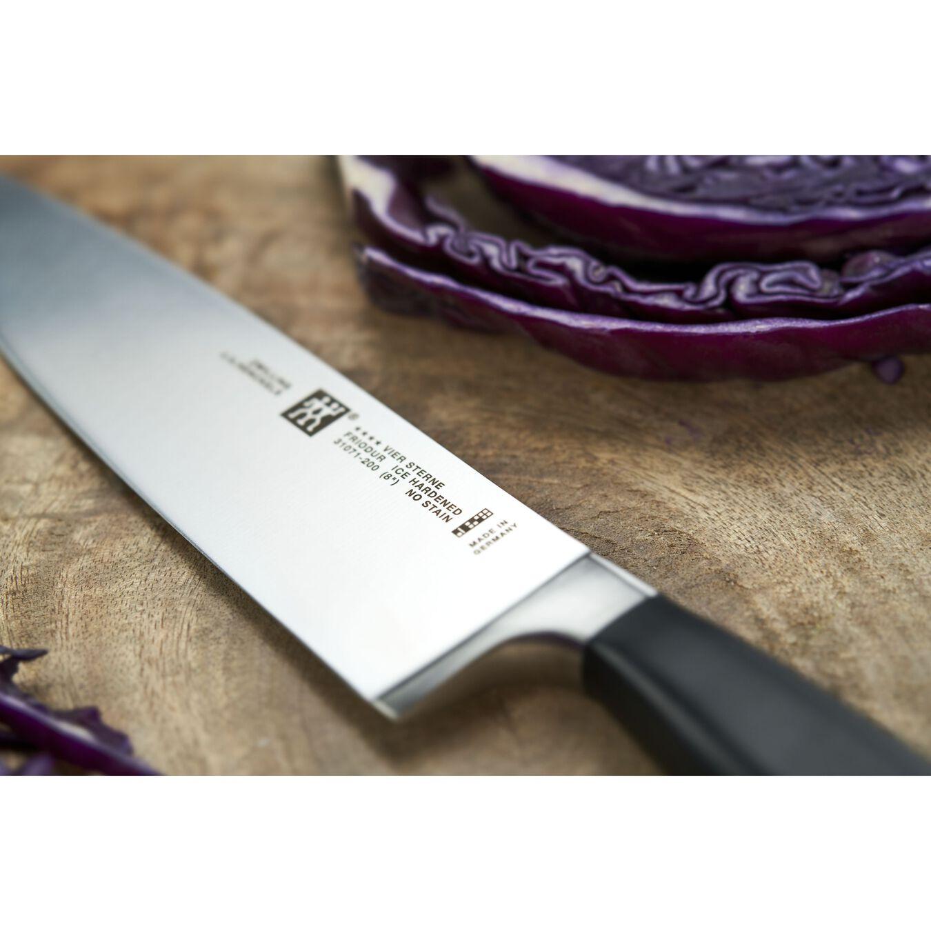 Couteau de chef 20 cm, Plastique,,large 3
