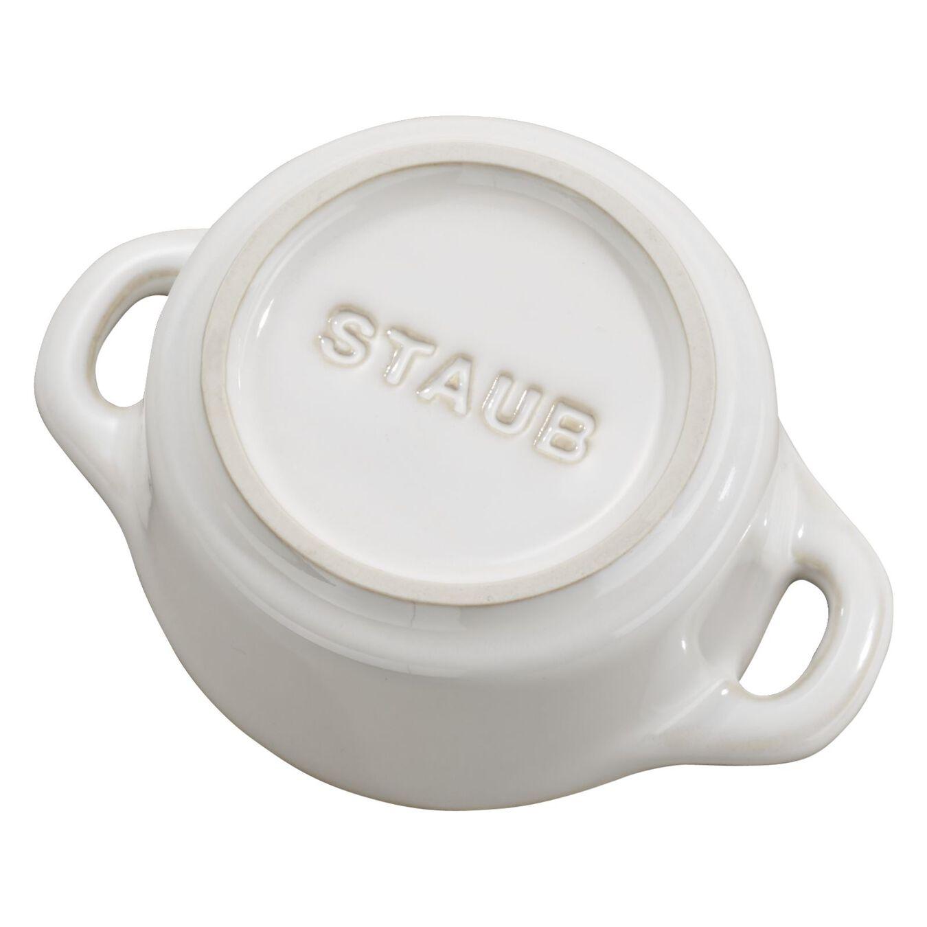 3-pc, Cocotte set, ivory-white,,large 6