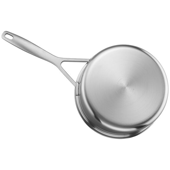 2-qt Stainless Steel Saucepan,,large 3