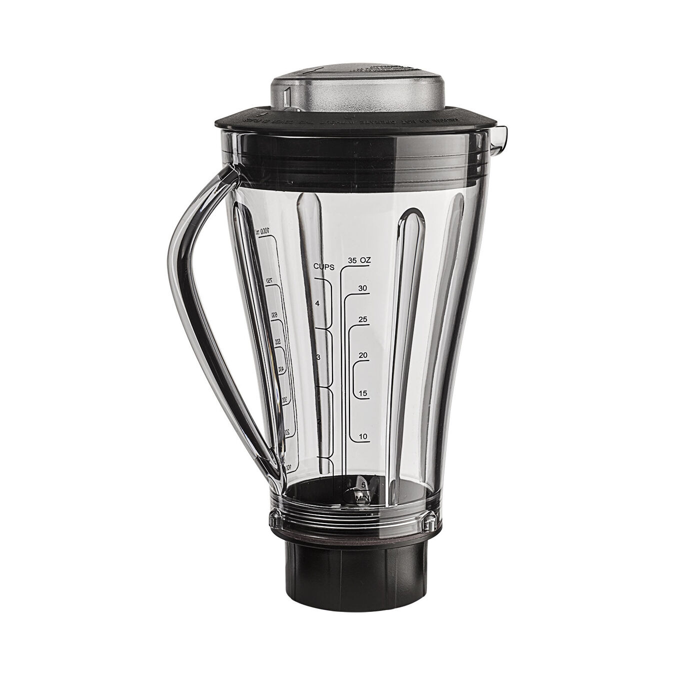 Countertop Blender - Cherry Red,,large 3