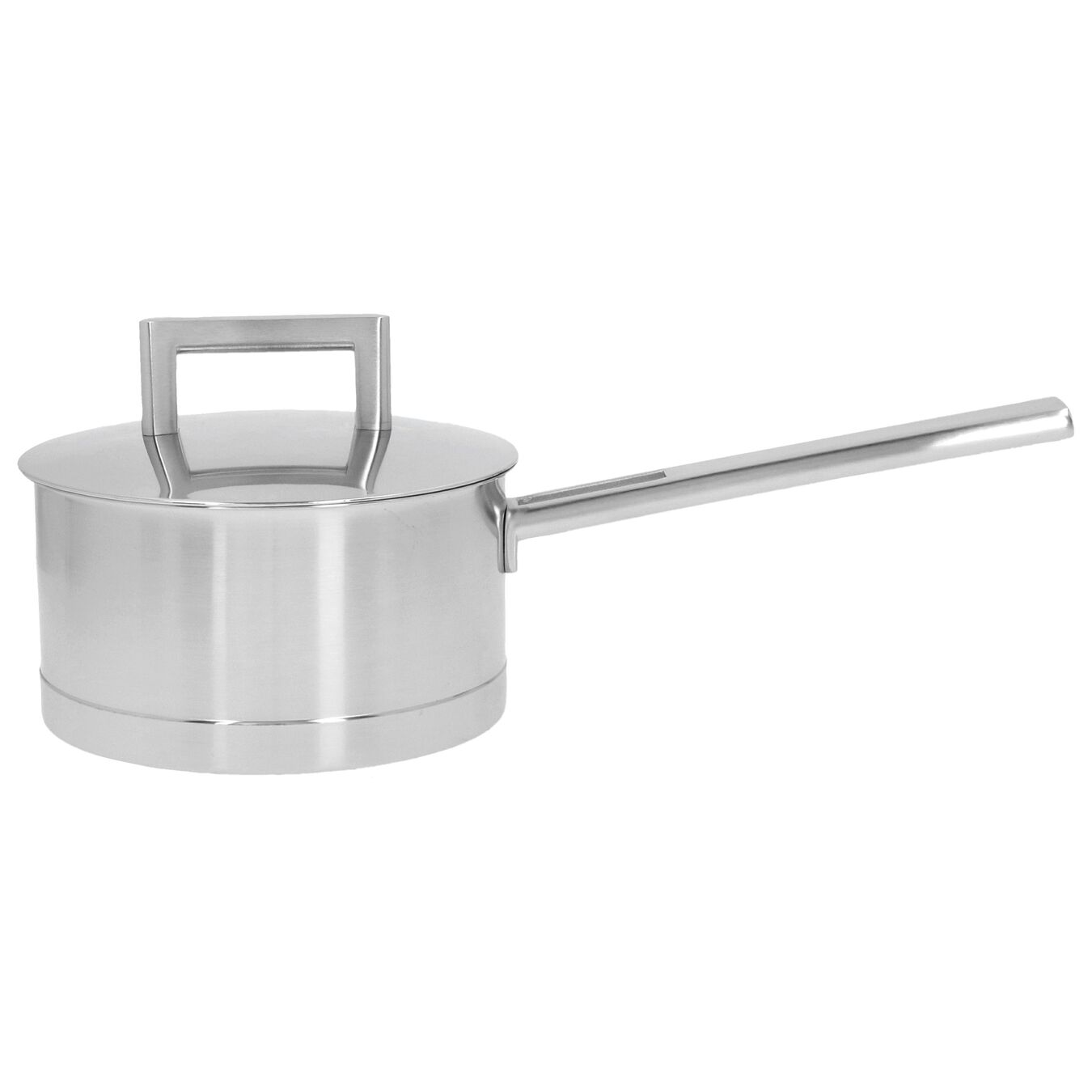 1.1 qt Sauce pan with double walled lid, 18/10 Stainless Steel ,,large 1