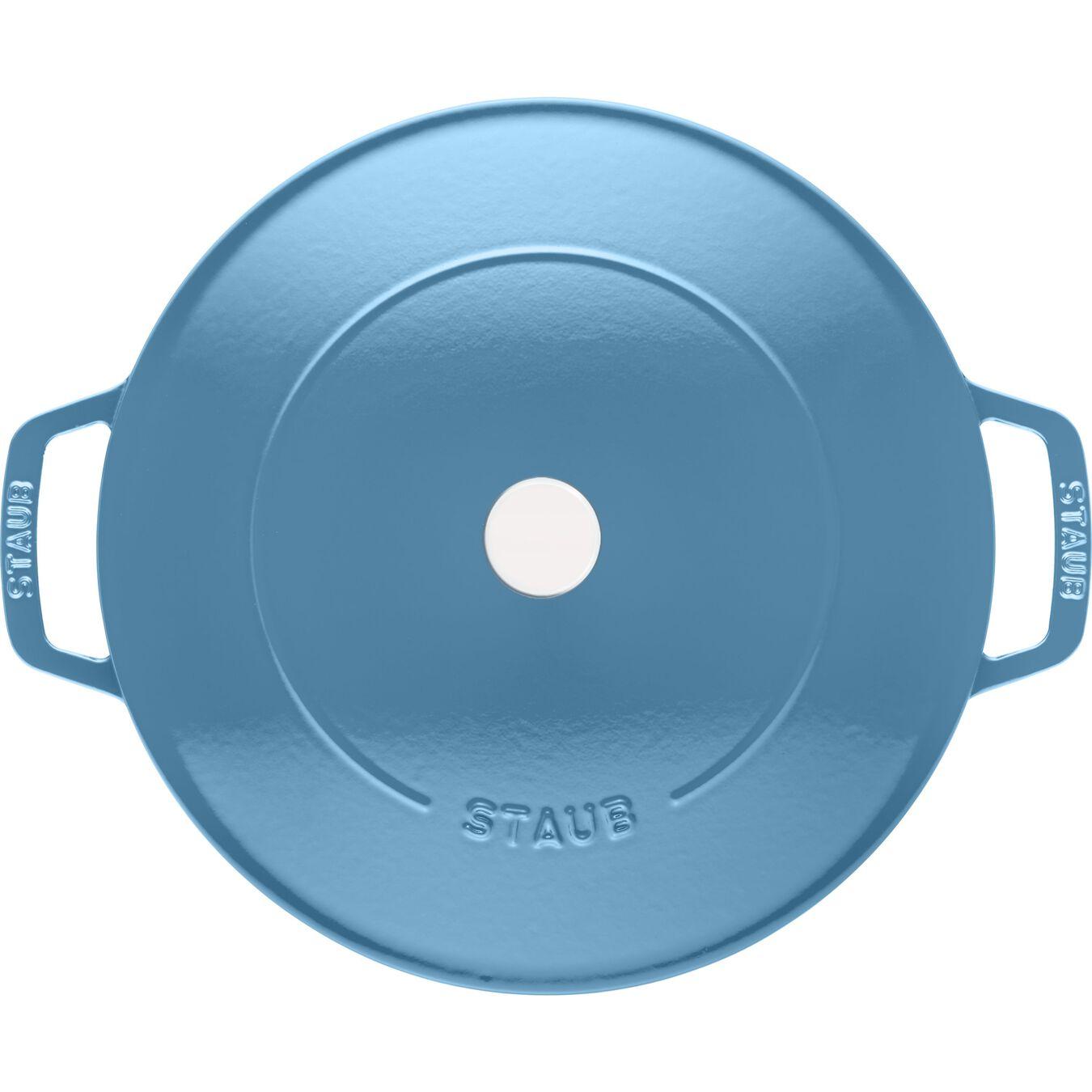 3.75 l round Saute pan Chistera, ice-blue,,large 4