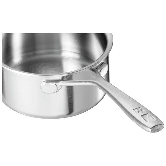 16-cm-/-6.5-inch  Sauce pan, Silver,,large 5