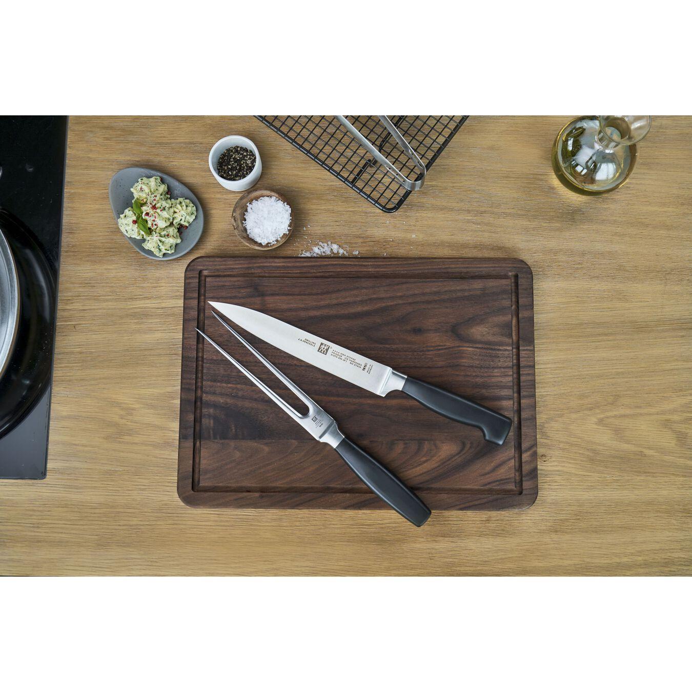 2-pc, Carving Knife & Fork Set,,large 5