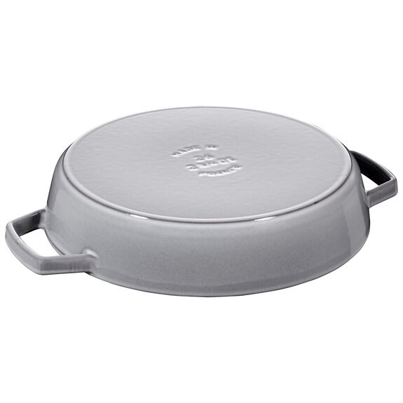 10-inch Cast iron Frying pan - Visual Imperfections,,large 2