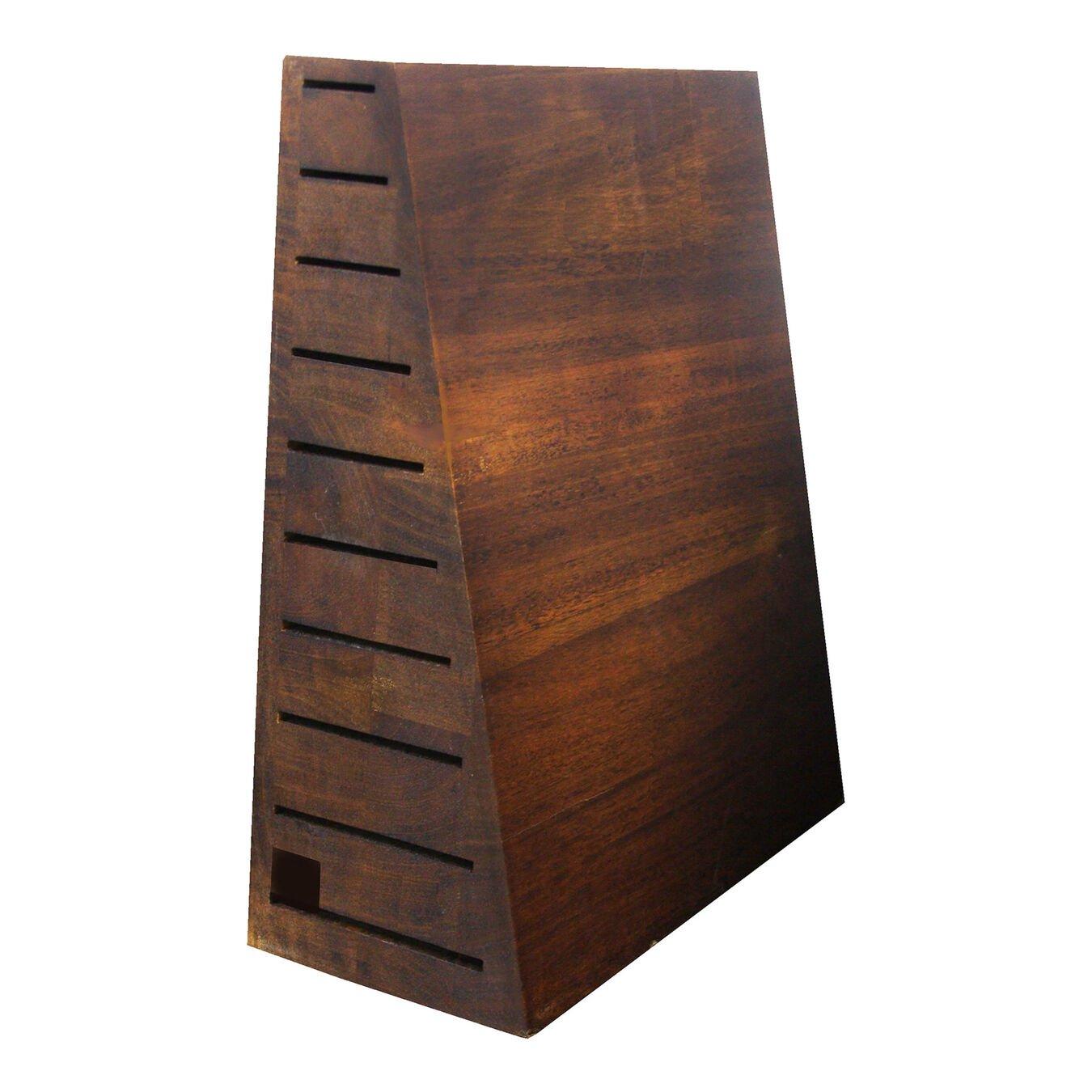 ash, Magnetic Upright Easel Knife Block,,large 1