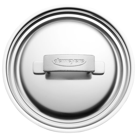 2-qt Stainless Steel Saucepan,,large 4