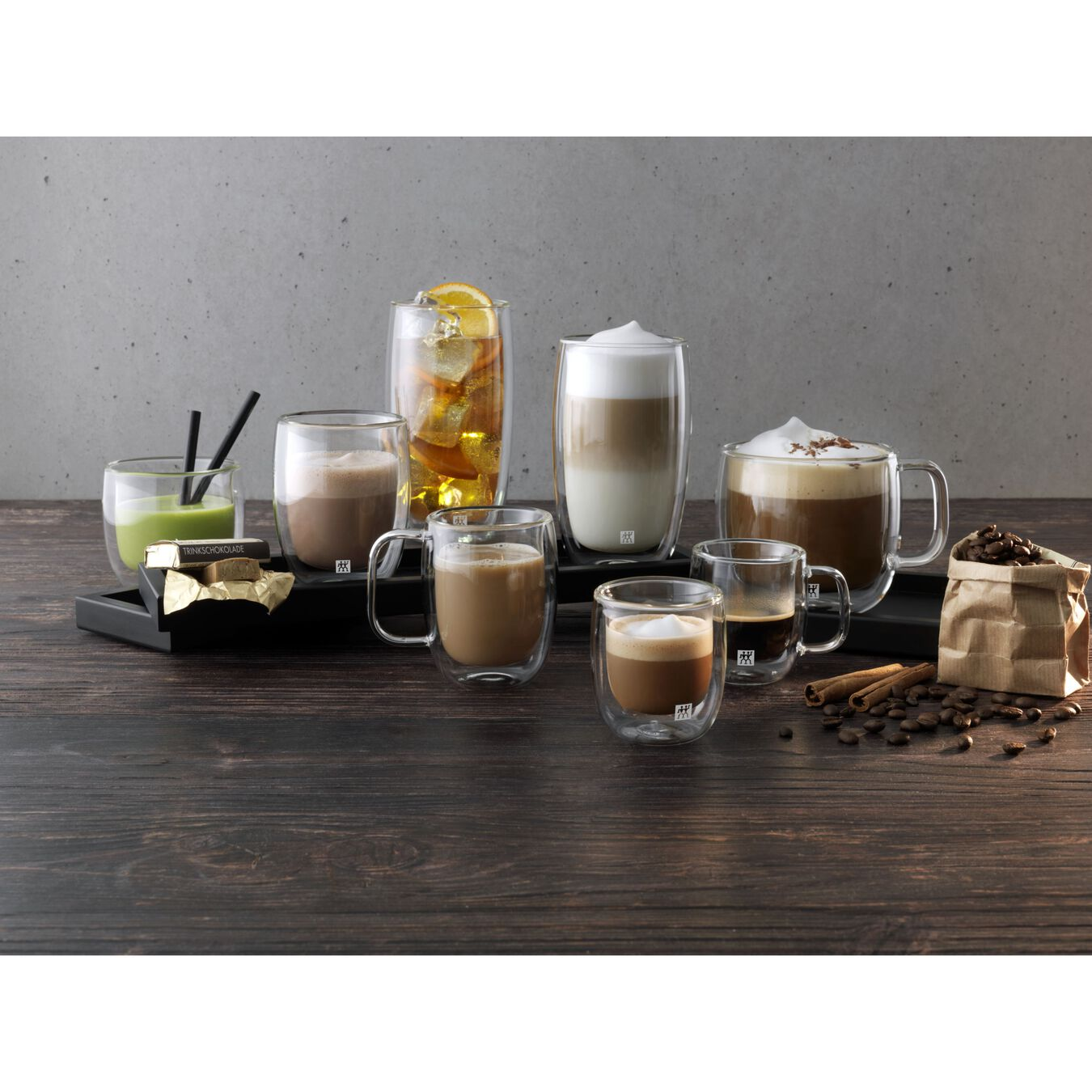 6-pc, Coffee glass set,,large 4