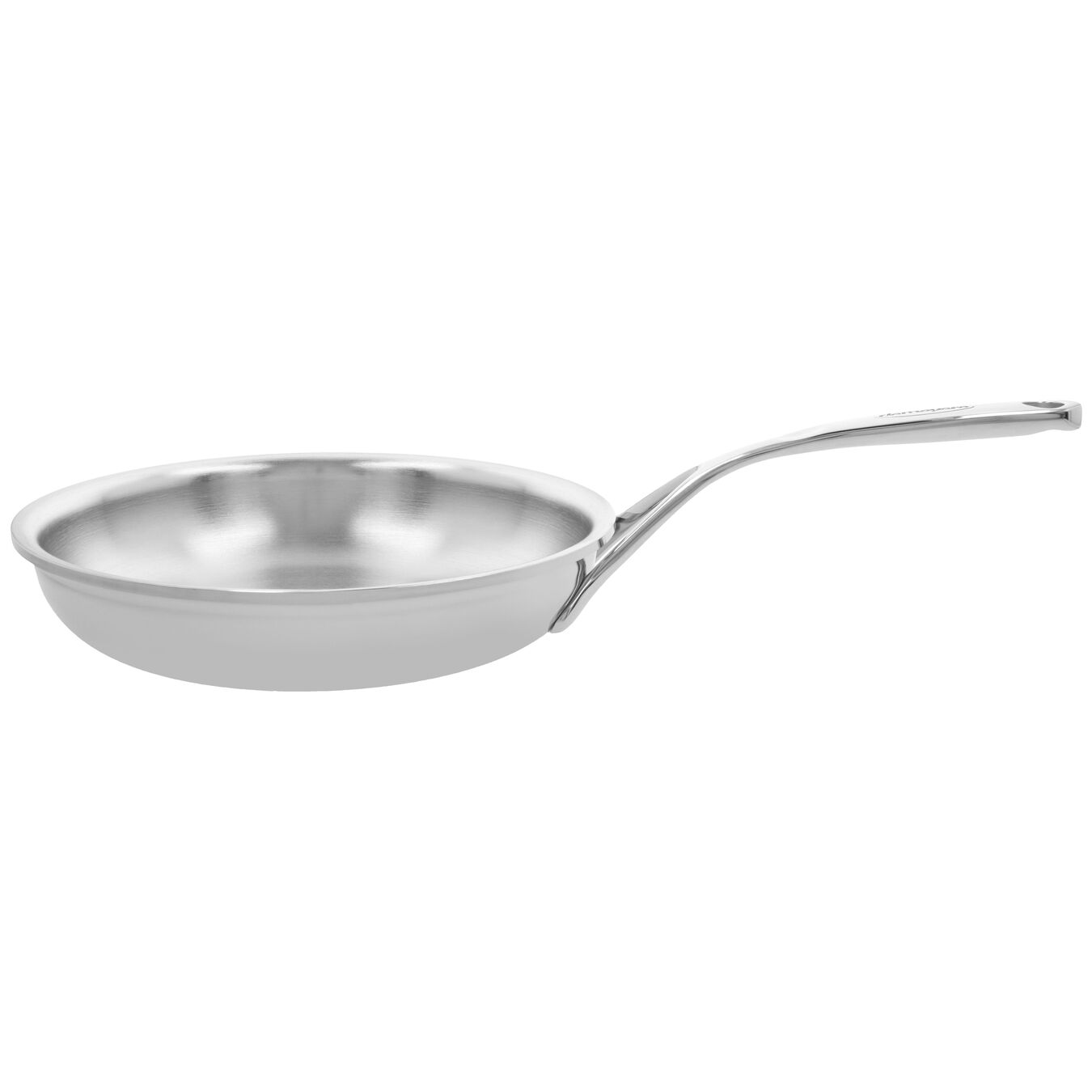 9.5-inch, 18/10 Stainless Steel, Frying pan,,large 1