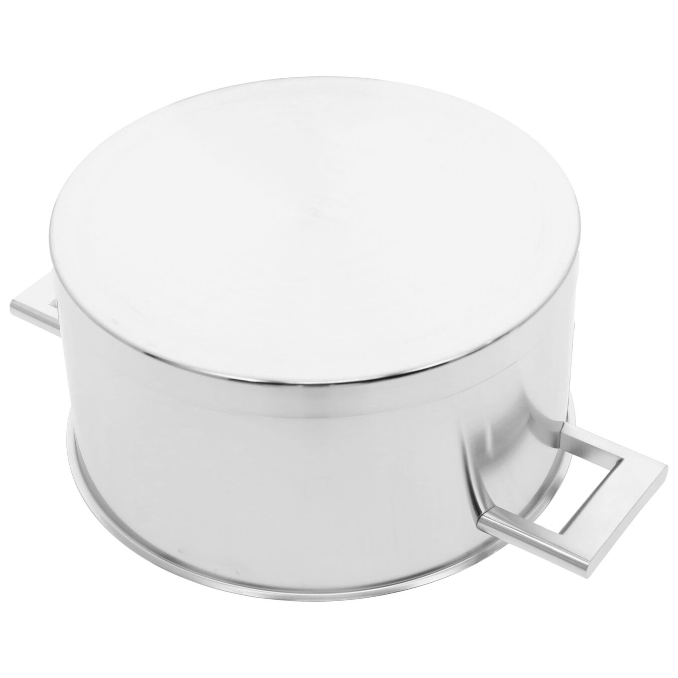 5.5 qt, 18/10 Stainless Steel, Stew pot,,large 5