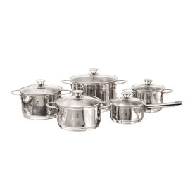 Henckels International Biarritz, 10-Piece  Cookware set