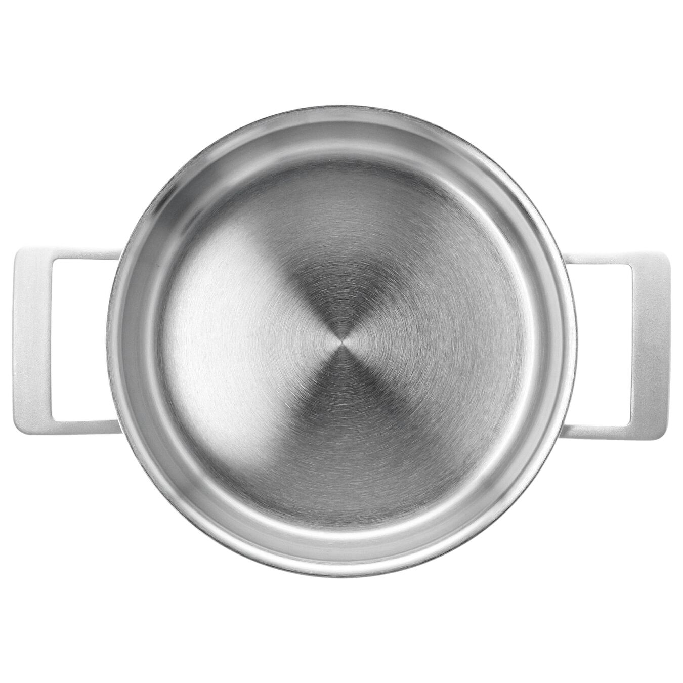 4 qt, 18/10 Stainless Steel, Stew pot with lid,,large 2