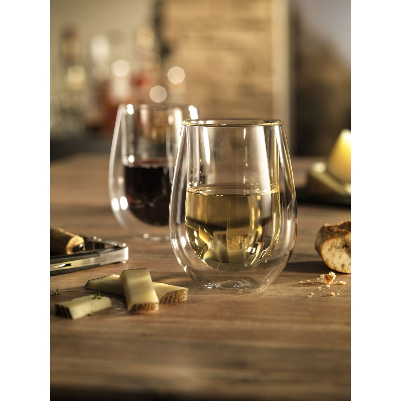 94807 / 1, Double wall glas Sommelier set,,large 2