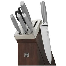 7-pc Self-Sharpening Knife Block Set