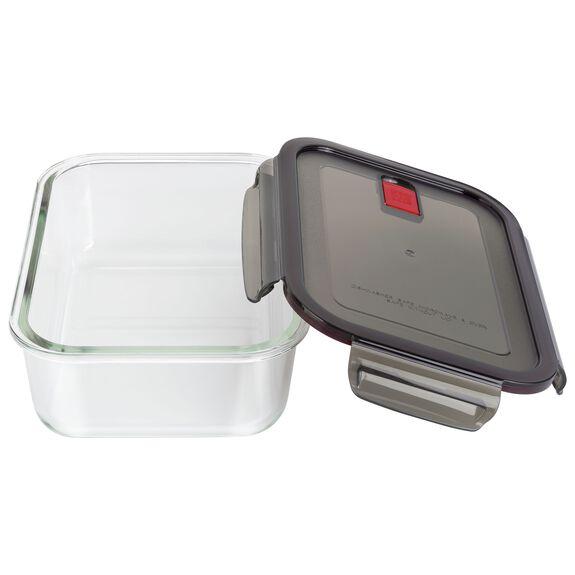 47.32-fl-oz Borosilicate glass Storage jar,,large 3