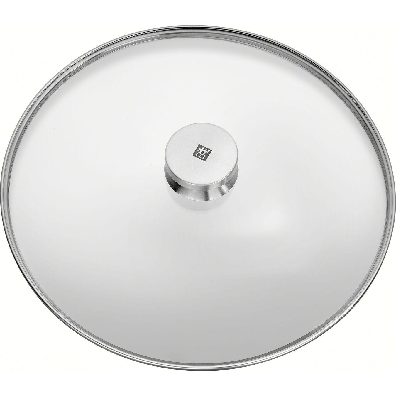 Lid, 32 cm | round | Glass,,large 1