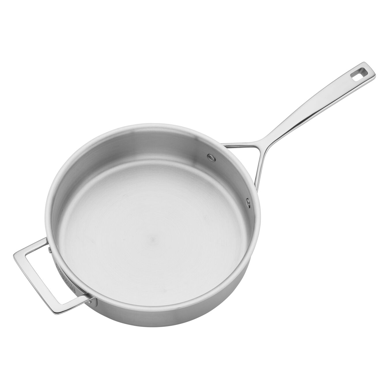 24 cm 18/10 Stainless Steel Saute pan with lid,,large 5