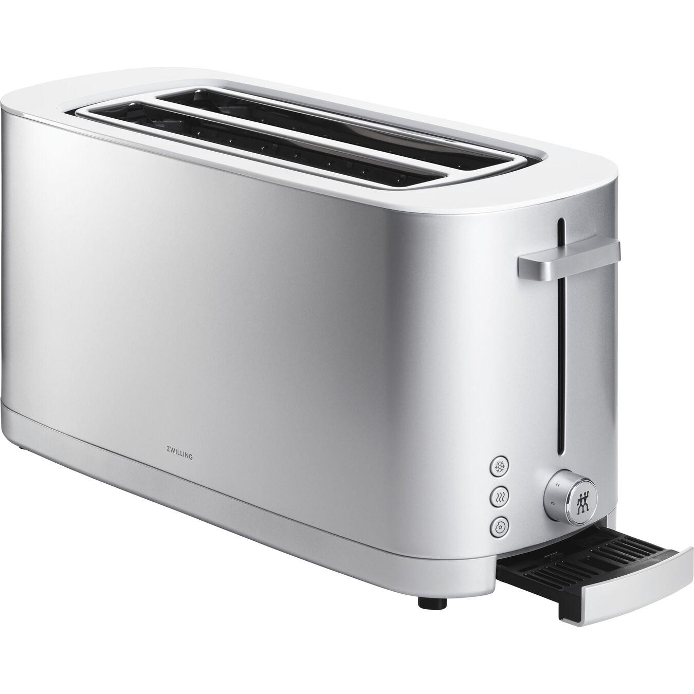 Ekmek Kızartma Makinesi çörek ısıtıcılı | 2 yuva 4 dilim,,large 6