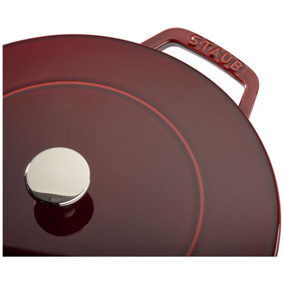 3.75-qt round French oven, Grenadine,,large 5