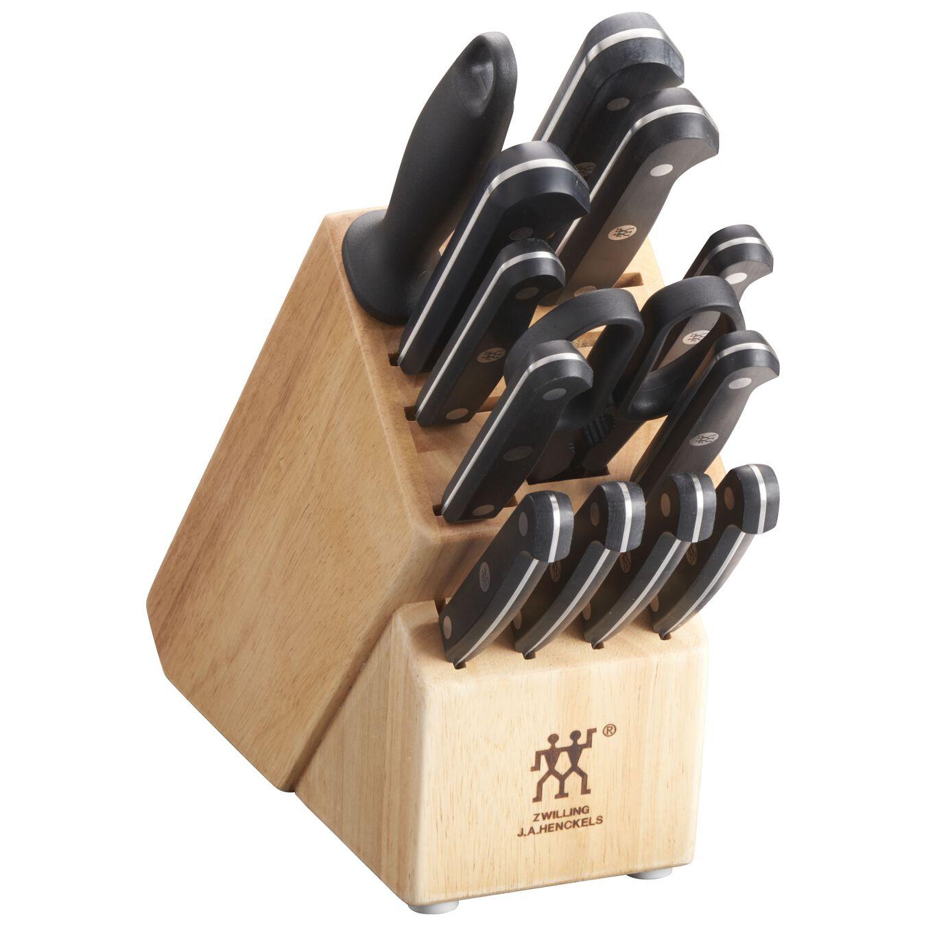 14-pc Knife Block Set,,large 1