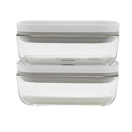 ZWILLING Fresh & Save, 2 Piece Vacuum box set, glass