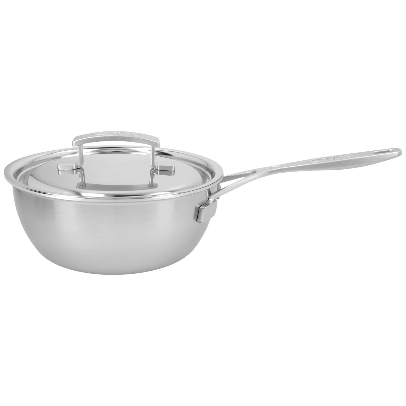 2.25 qt Sauteuse conical, 18/10 Stainless Steel ,,large 4