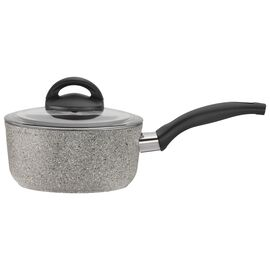 1.5-qt Forged Aluminum Nonstick Saucepan with Lid