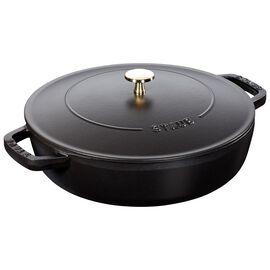 Staub Cast iron, 28-cm-/-11-inch Enamel Saute pan Chistera