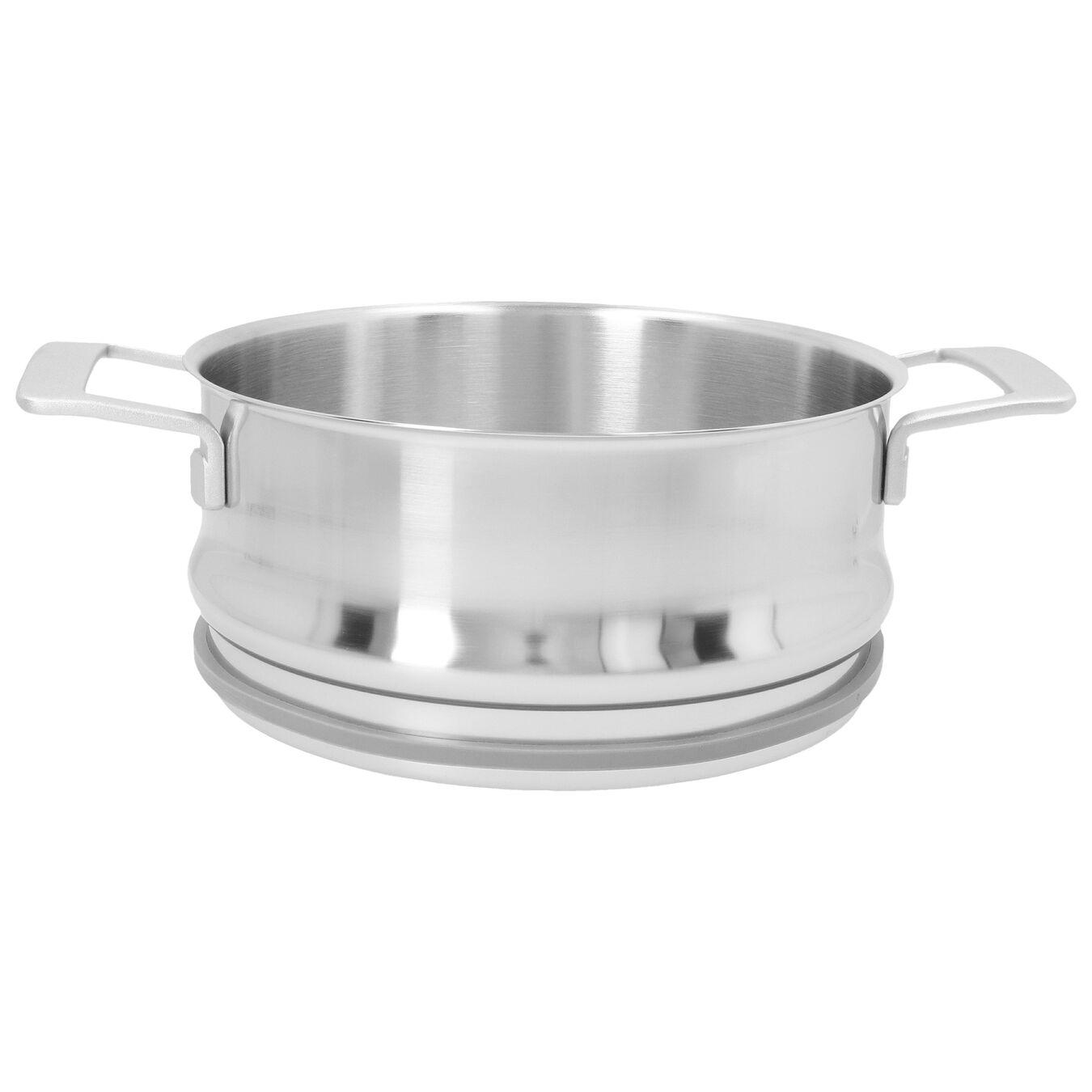 Passoire pour cuit vapeur 24 cm, Inox 18/10,,large 1