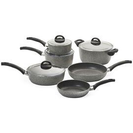 BALLARINI Parma, 10 Piece aluminium Cookware set