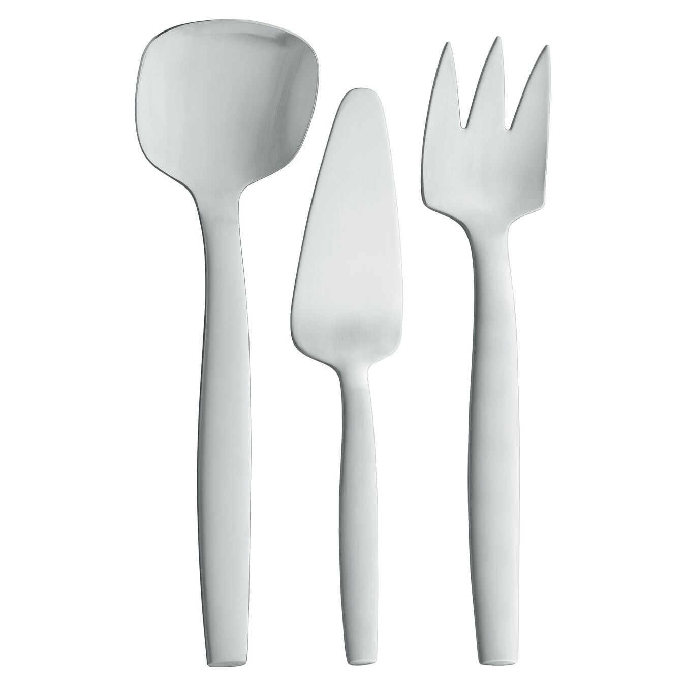 3-pc, Flatware serving set,,large 1