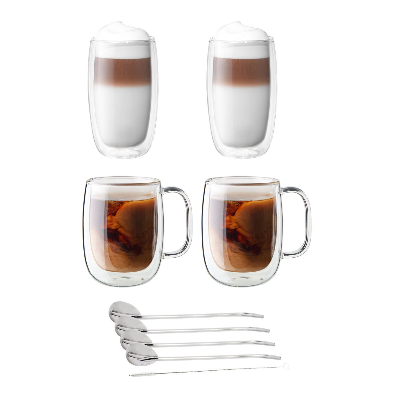 9-pc, Coffee and Beverage Set,,large 1