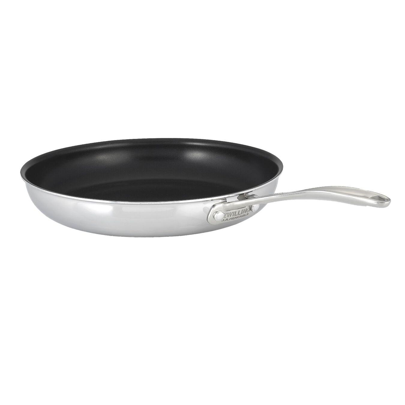 10-pcs 18/10 Stainless Steel Set de casseroles et de poêles,,large 9