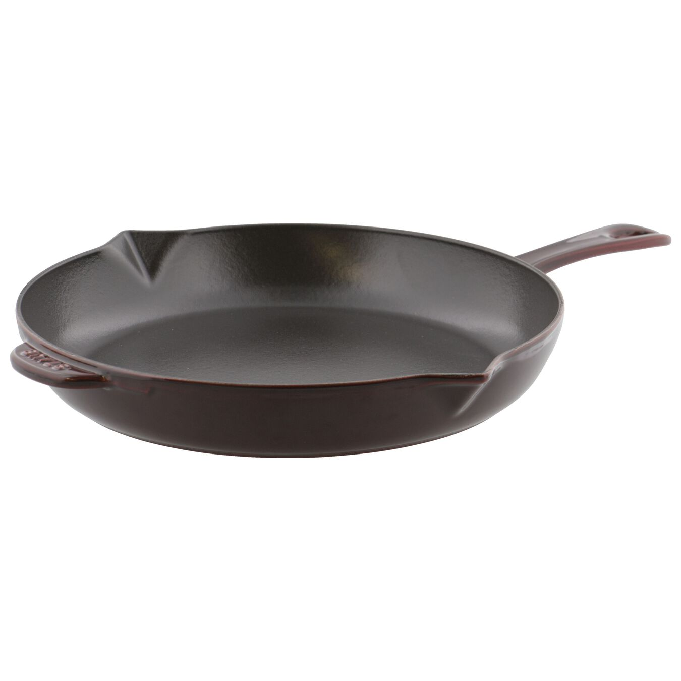 26 cm Cast iron Poêle, Grenadine-Red,,large 1