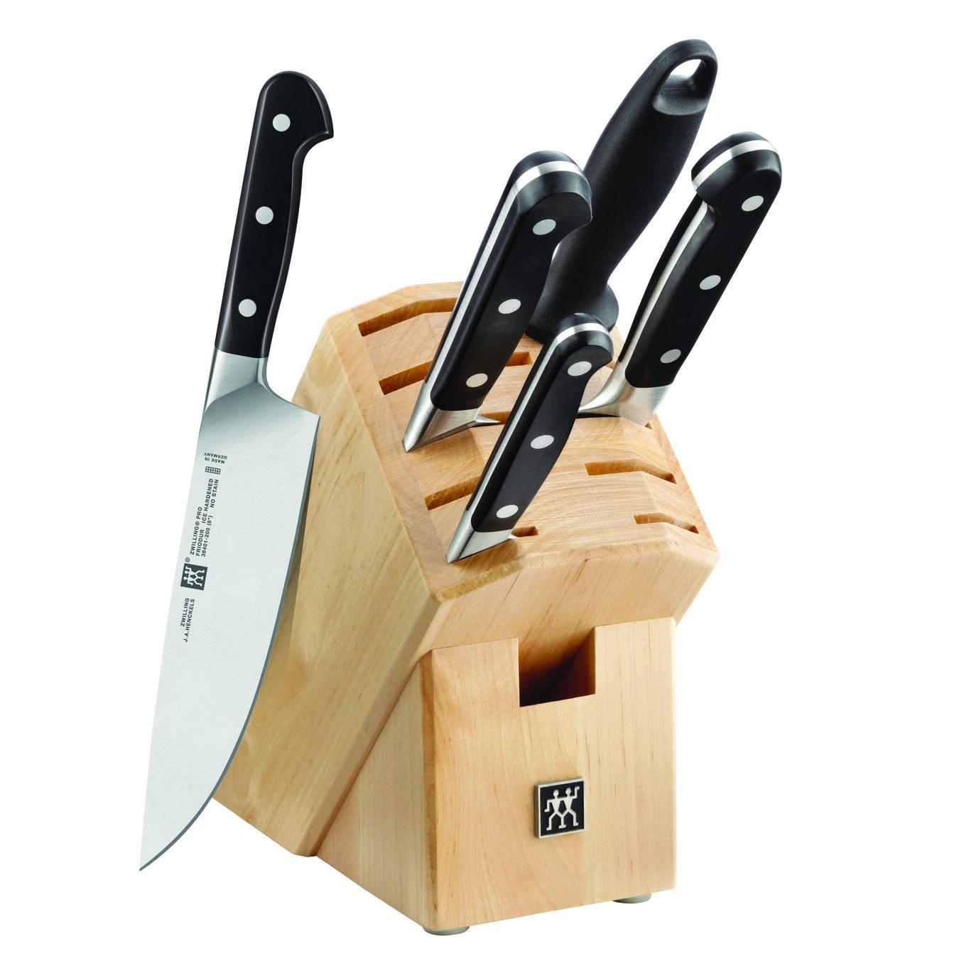 6-pcs Set de blocs couteaux,,large 1