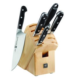 ZWILLING Pro, 6 Piece Knife block set