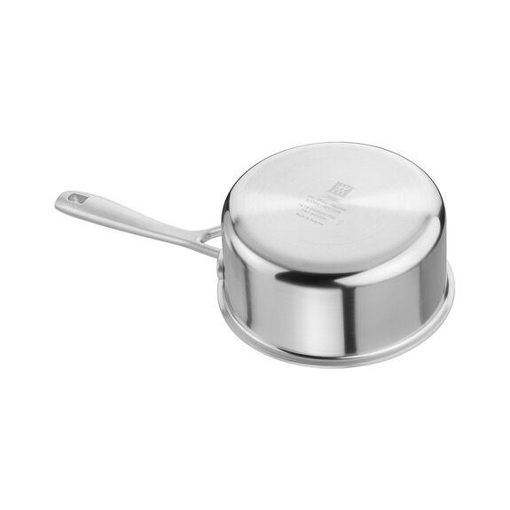 16-cm-/-6.5-inch  Sauce pan, Silver,,large 2