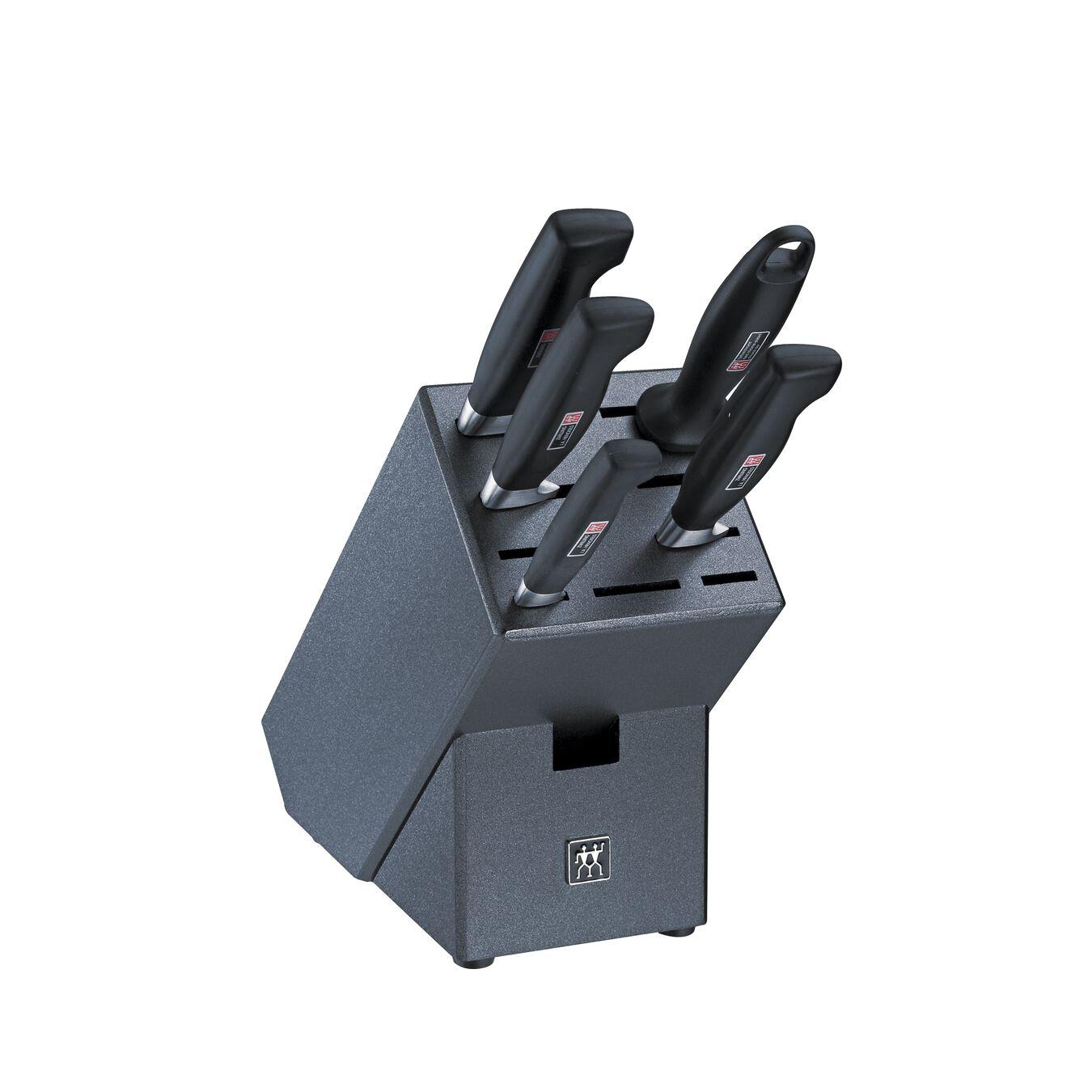 6 Piece Knife block set,,large 1